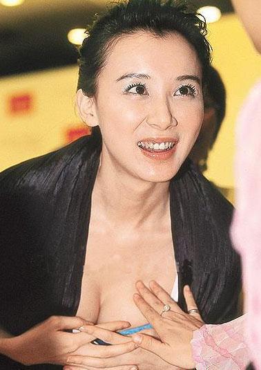 美女萧蔷最尴尬走光全集(组图)