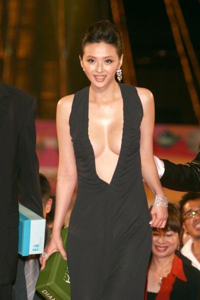 著名导演王晶都脱过哪些女星的衣服?(图)