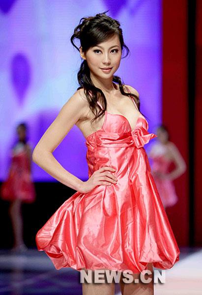 中国内衣模特大赛快播