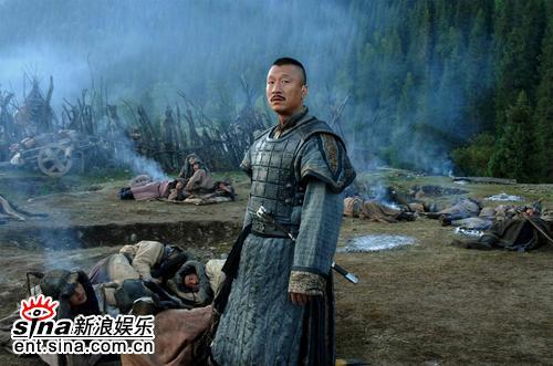 组图:《蒙古王》剧照曝光再现铁木真早年生活