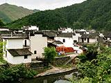 婺源山间村落