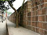 凤凰古城墙