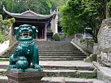 凤凰古城天王庙