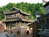凤凰古城东门城楼