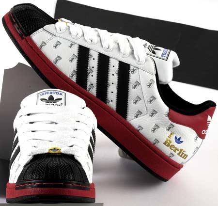[时尚]adidas 城市系列顶级鞋款