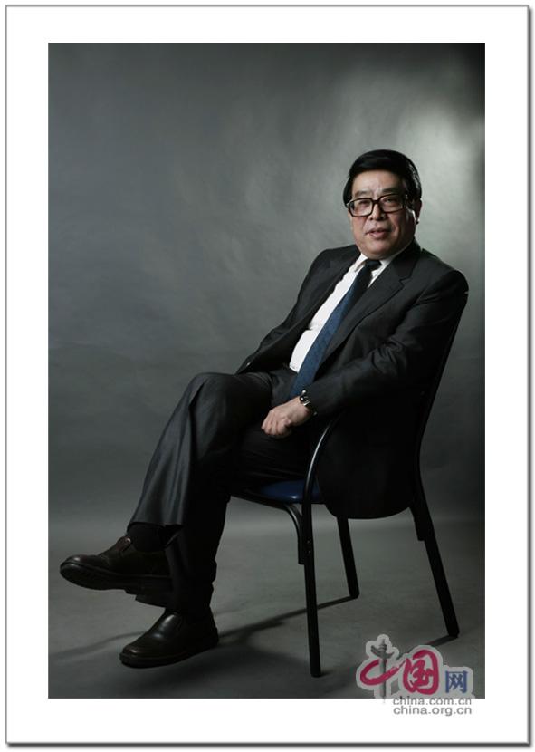 摄影:胡迪  全国政协常委 张大宁