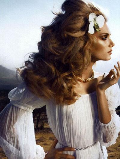 日本版《Vogue》杂志3月大片美轮美奂