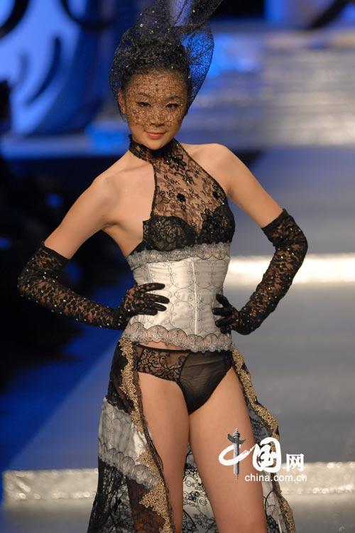蕾丝内衣+时尚女人最性感的秘密