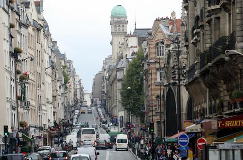巴黎城市图片素材