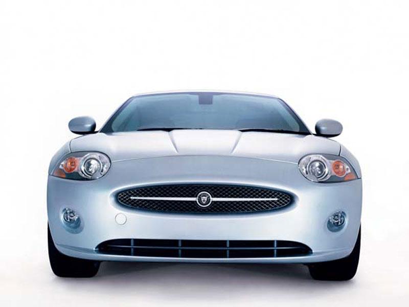 美洲虎2007款XK sportscar