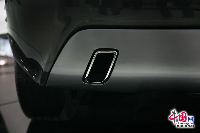 红旗SUV概念车高清图片