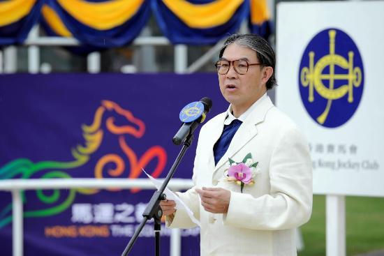 奥运场馆移交给第29届奥林匹克运动会马术比赛(香港)有限公司