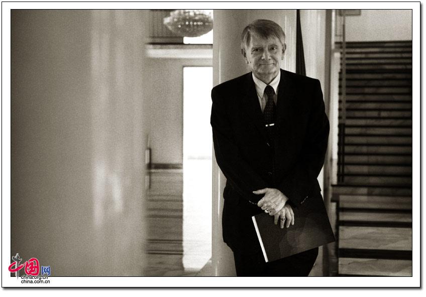 波兰大使 克日什托夫·舒姆斯基