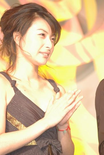 图文:2004MTV超级盛典星光灿烂-郭晶晶