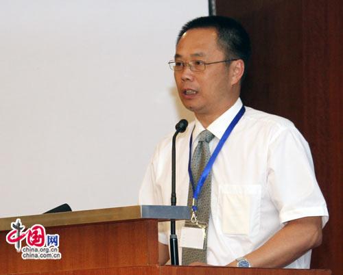 四川省建设厅副厅长--李又发言