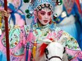 北京奧運會開幕式墊場演出
