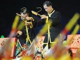 开幕式表演中的中国元素