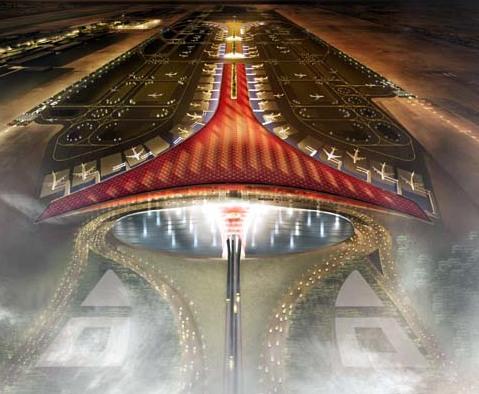 北京/北京首都国际机场t3航站楼