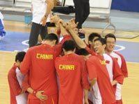 中國男籃小組賽對陣希臘