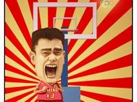漫畫:中國男籃勇闖八強[組圖]