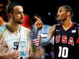 男籃準決賽美國VS阿根廷:奢華盛宴[組圖]