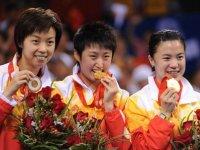 冠軍:中國女子乒乓球隊
