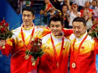 冠軍:中國男子乒乓球隊