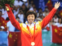 冠軍:張怡寧奧運衛冕成功