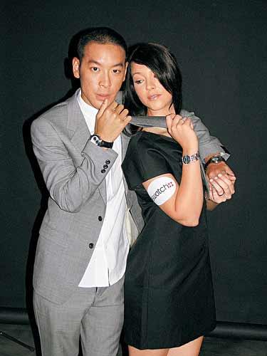 麦浚龙被网选为娱乐圈最潮男 陈冠希仅排第三