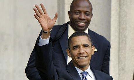 奧巴馬保鏢被稱是全美最有魅力單身漢(圖)