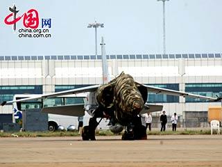 """2008珠海航展上的""""中国制造""""战斗机[组图]"""