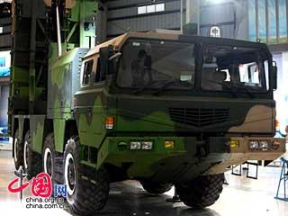 2008珠海航展:中国多款导弹武器亮相[组图]
