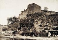 長城 佚名攝于1900年左右 蛋白紙基 中國書店供稿