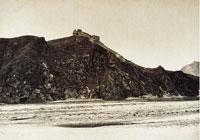 長城 佚名攝于1900年左右 蛋白紙基 中國書店供圖