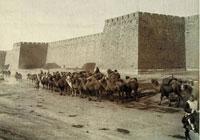 北京城外駝隊