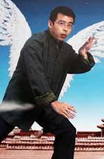 """2008珠海航展:""""鸟人""""大赛 阿丘也要飞[组图]"""