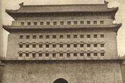 正陽門博物館講述老北京城門喜怒哀樂