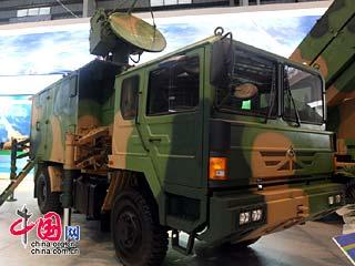 2008珠海航展:中国防空导弹武器系列大检阅[图集]