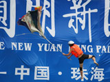 第四届中国高台人力飞行大赛珠海举行