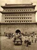讲述老北京城门的喜怒哀乐
