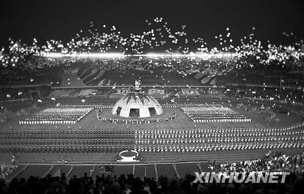 第11届北京亚运会_第一次承办国际体育大赛:第十一届北京亚运会[组图]