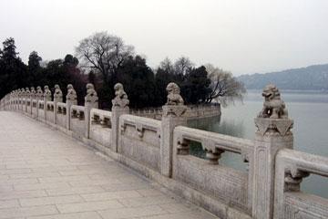 颐和园 中国风景园林设计中的杰作