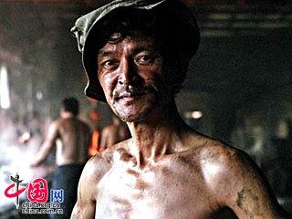 于江濤:改革開放30年——變革中的翻砂工[組圖]
