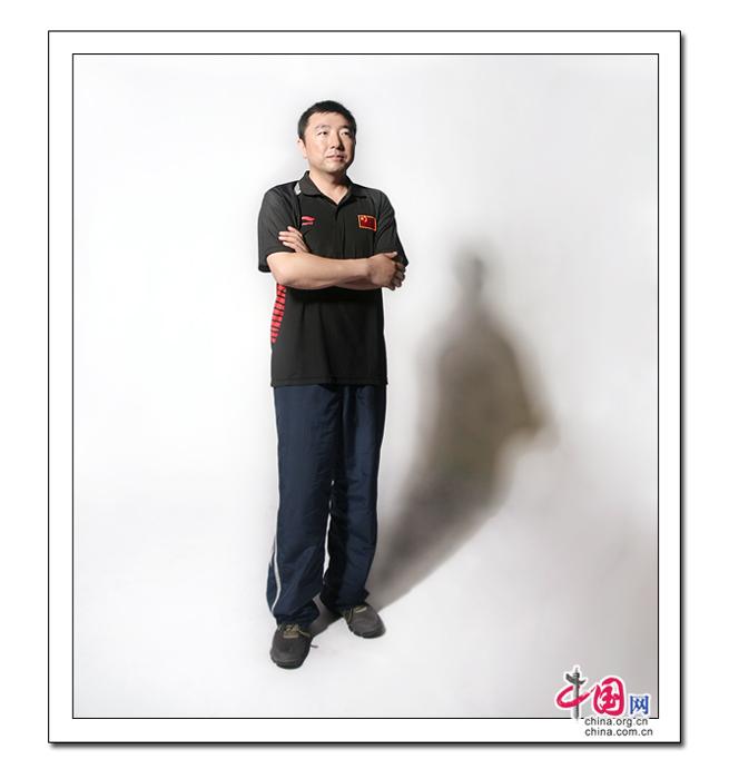 前奥运冠军 杨凌