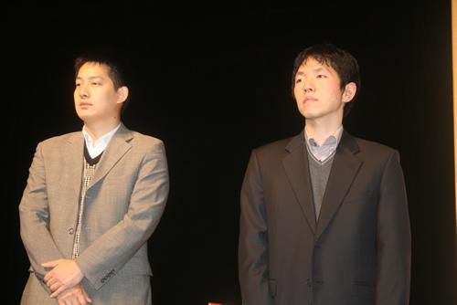 常昊 与李昌镐有 十年 缘分 棋迷热情让人感动