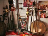 皮影戏伴奏乐器
