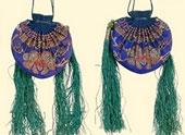 滿族服裝飾品——荷包
