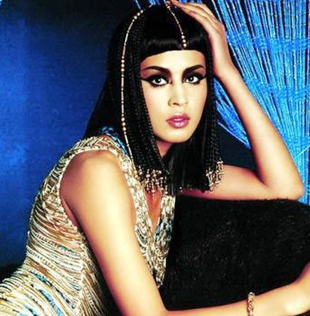 古希腊美女海伦被视为世界第一美女