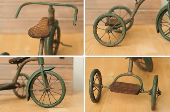 手工制造自行车模 办公室小物