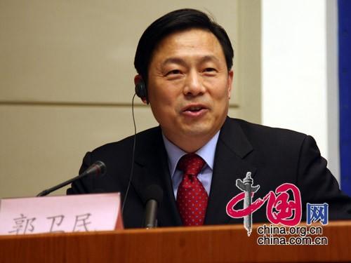 国新办就2008年中国国防白皮书举行新闻发布
